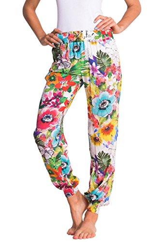 Pantalone Pigiama Desigual Jungle - S/M
