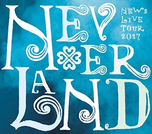 NEWS LIVE TOUR 2017 NEVERLAND(BD初回盤) [Blu-ray] B077Y8DMRY