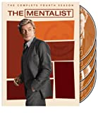 [DVD]Mentalist: The Complete Fourth Season