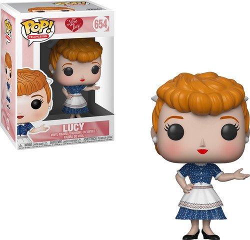 Funko Pop TV: I Love Lucy Collectible Figure, Multicolor