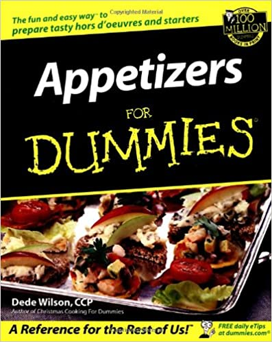 Book Appetizers For Dummies