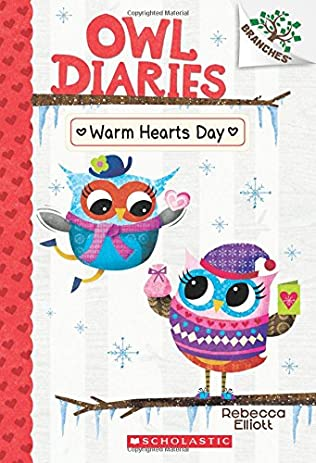 book cover of Warm Hearts Day