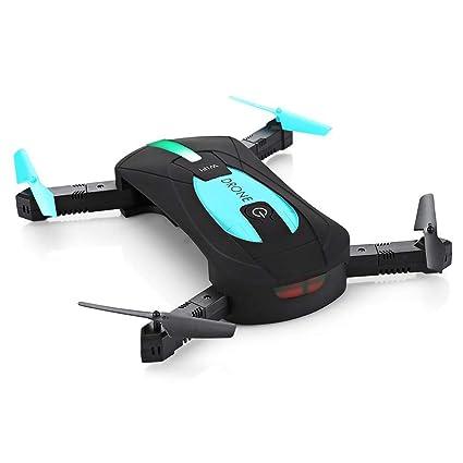 JOSE9A WiFi Quadcopter Mini Drone Selfie Drone RC Drones con 2MP ...