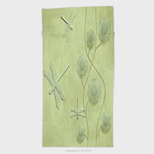 Dragonfly Hand Towel - 9