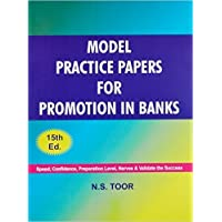 Model Practice Papers for Promotion in Banks