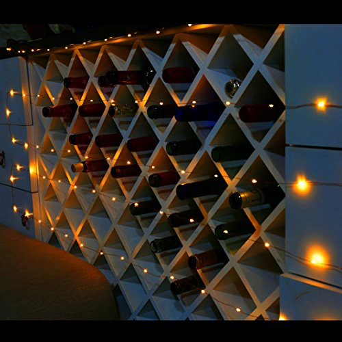 Outdoor String Lights The Range: Ehome 100 LED 33ft/10m Starry Fairy String Light