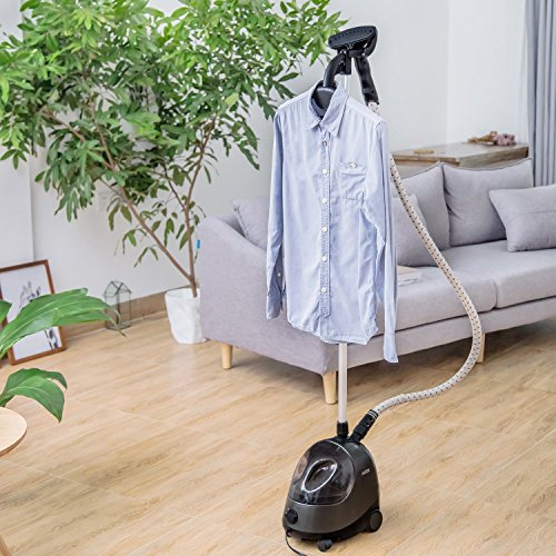 how to clean clothes steamer tank