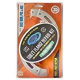 """Toilet Flange Repair Kit - Works on 3"""" or 4"""" Cast"""