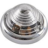 Feu de Position / Gabarit - diamètre 70mm - 12v Avec ampoule - BLANC