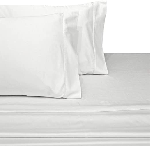 Amazon Com Sheetsnthings Solid 300 Thread Count 100 Percent