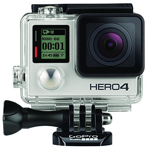 GoPro Hero4 Silver Edition Adventure (Chdhy-401-jp) International Version (No Warranty)