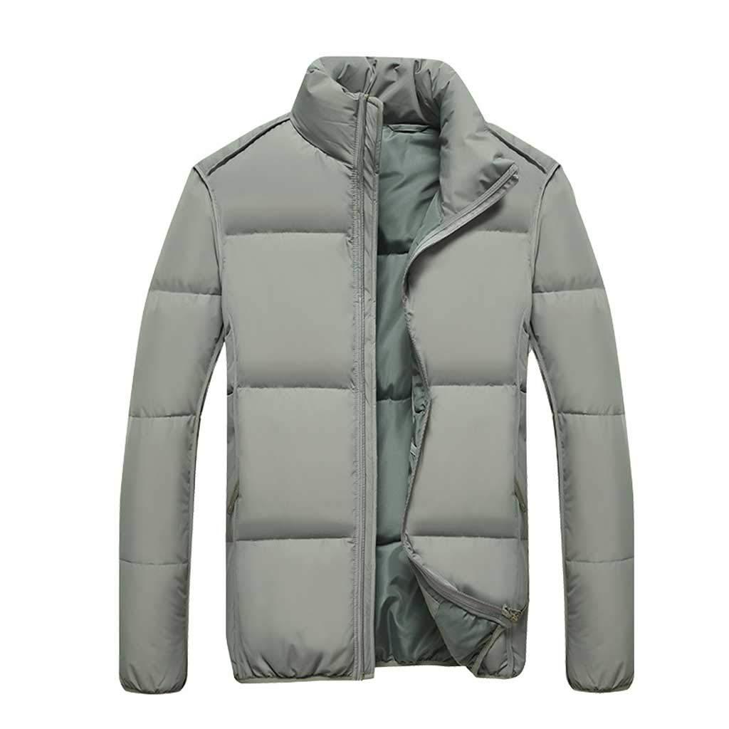 Daunenjacke Long Sleeve Dick Short Winter mit Kapuze, Adult Casual Jacket