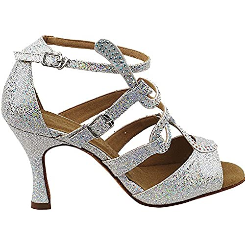 0681e223ff2 Women s Ballroom Dance Shoes Tango Wedding Salsa Shoes Sera7017EB  Comfortable-Very Fine 3