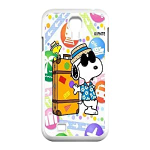 DIY phone case snoopy green cover case For Samsung Galaxy S4 I9500 AS2R7749031