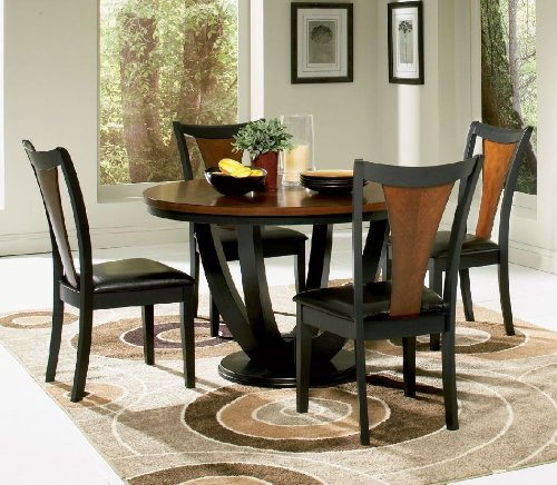 Boyer 5-Pc Dining Table Set by Coaster