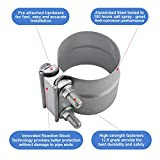 """Roadformer 2.5"""" Lap Joint Exhaust Band Clamp"""