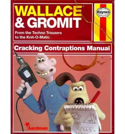 Wallace & Gromit: Cracking Contraptions Manual (Hardback) - Common