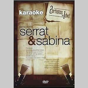Canta como Serrat & Sabina [DVD]