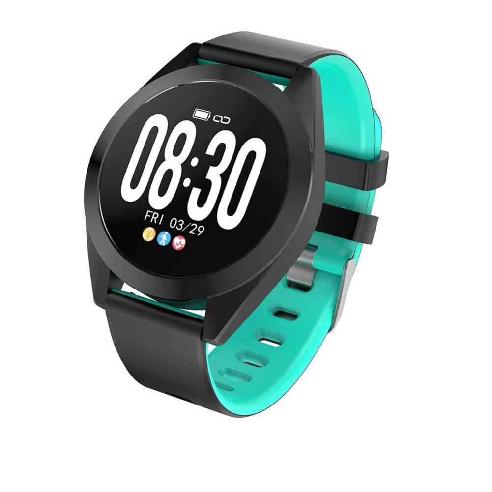 SZPZC Smart Watch Hombre Impermeable Frecuencia Cardíaca ...