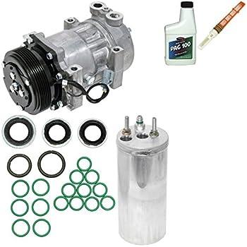 NEW CO 7702C -90-93 DODGE D250//D350//W250//W350 UAC A//C Compressor 56004657