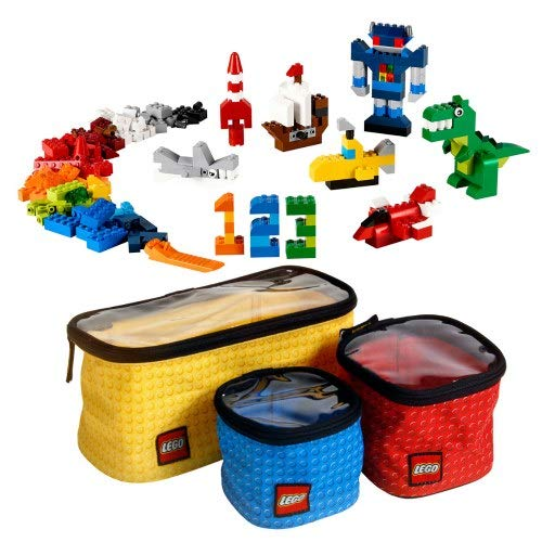 LEGO Organizer Cubes & Bonus Classic Creative Supplement Set