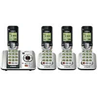 VTech CS6529-4 DECT 6.0 Phone Answering System Deals