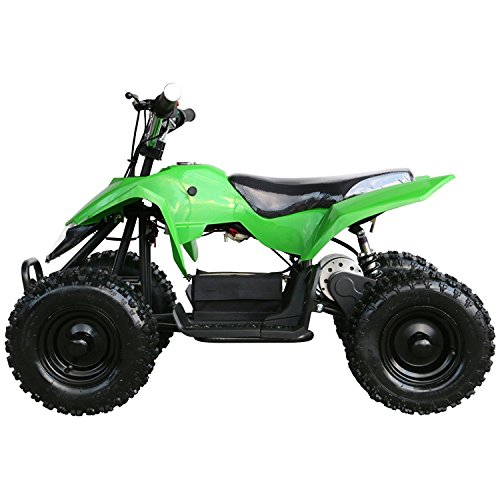 ZXTDR Kids Electric ATV 4 Four...