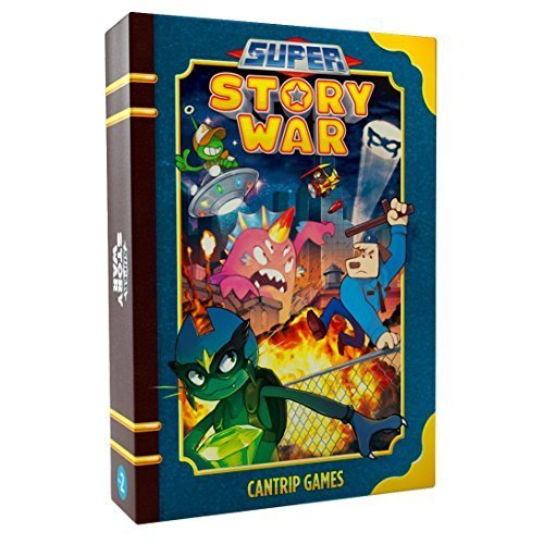 Super Story War by Cantrip Games by Cantrip Games by Cantrip Games