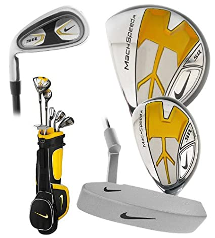 Amazon.com: Nike SQ machspeed Junior Golf Sets Tamaño 1 ...