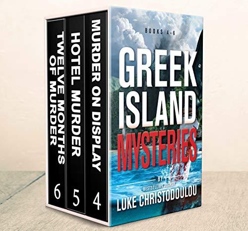 Greek Island Mysteries Boxed Set