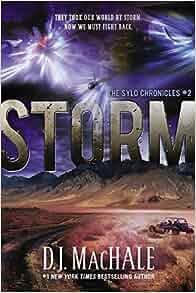 Amazon com: Storm: The SYLO Chronicles #2 (9781595146687