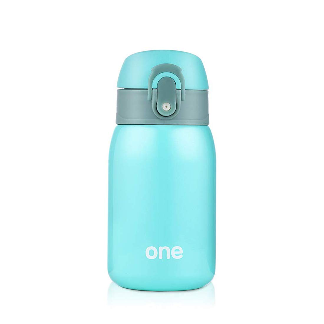Sprouts Kids Insulated Water Bottle   24 Hours Cold, 12 Hours Hot   Reusable Metal Water Bottle   Leak-Proof Sports Flask   9 oz