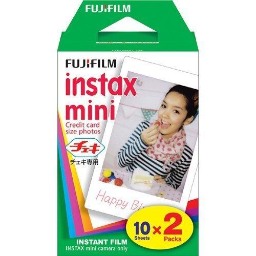 Fujifilm MINI INSTAX Film 100 Pictures Kit for the INSTAX MI