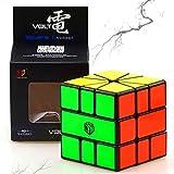 CuberSpeed X-Man Volt Square-1 Mofangge X-Man Design VOTE SQ-1 Speed Cube Black