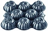 Wilton 2105-1183 Mini Pumpkin Cupcake Pan- Discontinued By Manufacturer