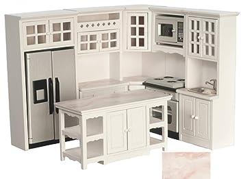 Amazon.es: Melody Jane Casa de Muñecas Moderno Ajustada ...
