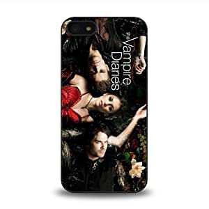 iPhone 5 5S case protective skin cover with The Vampire Diaries cool design #11