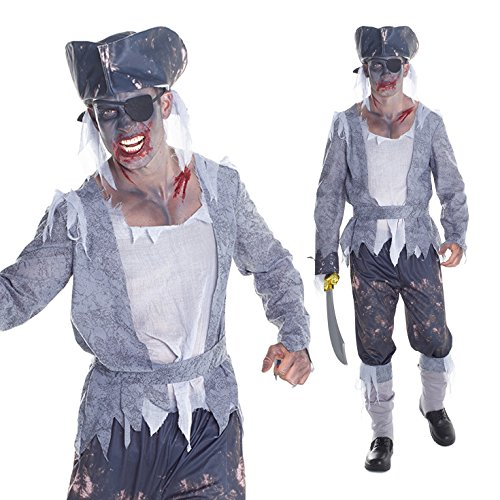 Mens  (Scary Zombie Costumes)