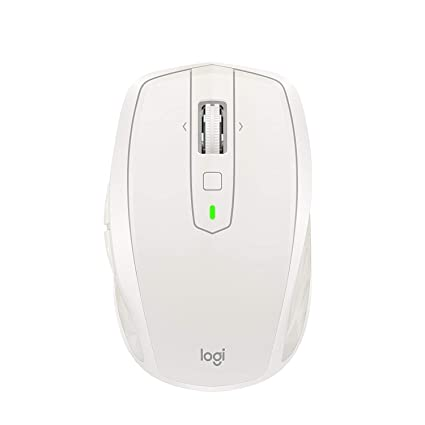 705325dafa3 Logitech MX Anywhere 2S Wireless Mouse - Use On Any Surface, Hyper-Fast  Scrolling