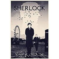 Maxi Poster Sherlock London