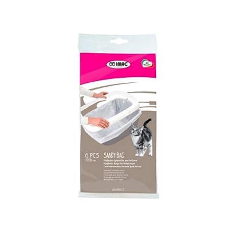 Imac - Bolsas higiénicas para arenero Sandy Bag Ideal para ...
