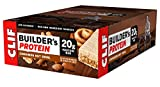 Cheap CLIF BUILDER'S – Protein Bar – Cinnamon Nut Swirl – (2.4 Ounce Non-GMO Bar, 12 Count)