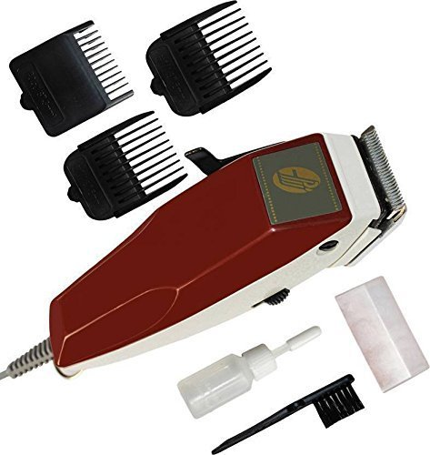 CHARTBUSTERS Barber #39;s Choice Heavy Duty Hair Clipper Corded Trimmer for Men  Multicolour