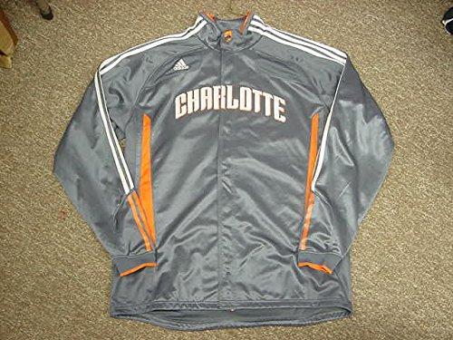 Gerald Henderson Charlotte Bobcats 2010-11 Game Worn Warm Up ()
