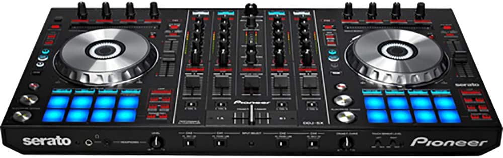 Amazon.com: Pioneer DDJ Controlador DJ de rendimiento ...