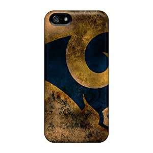 Awesome Design St. Louis Rams Hard Case Cover For Iphone 5/5s