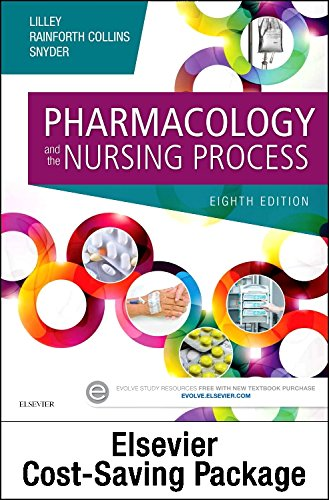 Pharmacology Online for Pharmacology and the Nursing Process (Access Code and Textbook Package), 8e by Mosby