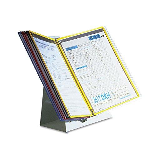 Tarifold, Inc. - Desktop Reference Starter Set, 10 Pockets Desktop Reference Starter Set
