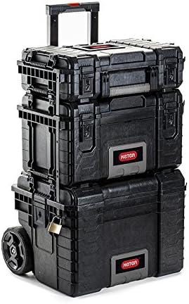 Keter 17181010 Juego 3 in1 Trolley Carro de herramientas caja de herramientas caja de herramientas: Amazon.es: Bricolaje y herramientas