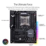 ASUS TUF X299 Mark 2 LGA2066 DDR4 M.2 USB 3.1 X299 ATX Motherboard for Intel Core X-Series Processors